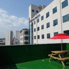 Отель CMS Inn Seoul Guesthouse бассейн фото 2