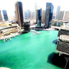 Апартаменты Dubai Apartments - Marina - Bay Central фитнесс-зал