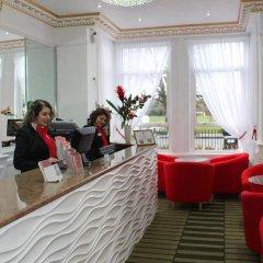 Отель Euro Hotel Clapham Великобритания, Лондон - отзывы, цены и фото номеров - забронировать отель Euro Hotel Clapham онлайн интерьер отеля фото 2