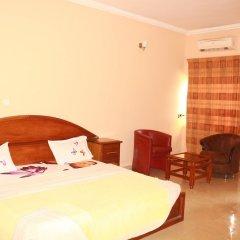 Отель Afara Castle Hotel Нигерия, Калабар - отзывы, цены и фото номеров - забронировать отель Afara Castle Hotel онлайн комната для гостей