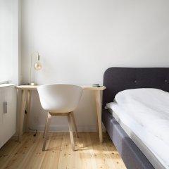 Апартаменты Spacious Apartments in Copenhagen Centre в номере