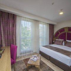 Gulec Hotel комната для гостей фото 3