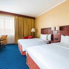 Отель Courtyard by Marriott Prague City комната для гостей фото 3