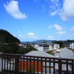 Отель Royal Nakara Ao Nang балкон
