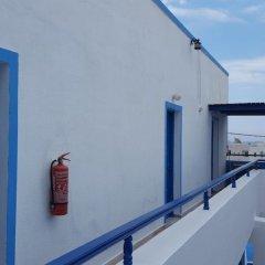 Отель Maria Mill Studios Греция, Остров Санторини - 1 отзыв об отеле, цены и фото номеров - забронировать отель Maria Mill Studios онлайн балкон