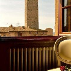 Отель Leon Bianco Италия, Сан-Джиминьяно - отзывы, цены и фото номеров - забронировать отель Leon Bianco онлайн удобства в номере фото 2