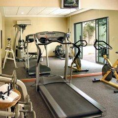 Áurea Hotel & Suites фитнесс-зал фото 4
