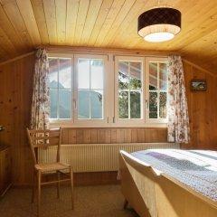 Отель Gstaad - Amazing Lake Chalet спа фото 2