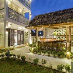 Отель Hoi An Corn Riverside Villa питание