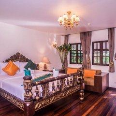 Отель Samui Sense Beach Resort комната для гостей фото 2