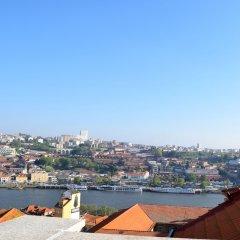 Апартаменты Belos Aires Apartments Порту приотельная территория