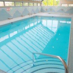 Отель Sandman Hotel Vancouver City Centre Канада, Ванкувер - отзывы, цены и фото номеров - забронировать отель Sandman Hotel Vancouver City Centre онлайн бассейн