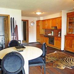 Отель Chesa Ludains 8 - One Bedroom Швейцария, Санкт-Мориц - отзывы, цены и фото номеров - забронировать отель Chesa Ludains 8 - One Bedroom онлайн в номере фото 2