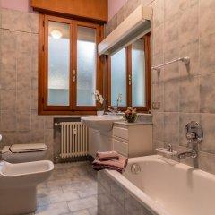 Отель Colours and Notes Central Padova Италия, Падуя - отзывы, цены и фото номеров - забронировать отель Colours and Notes Central Padova онлайн ванная