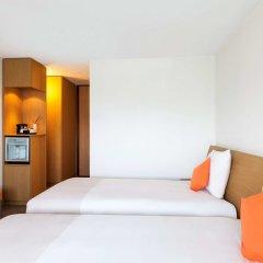 Отель Novotel Amsterdam City Амстердам комната для гостей фото 3