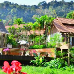 Отель Kanita Resort And Camping фото 4