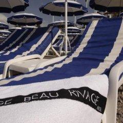 Hotel Beau Rivage спортивное сооружение