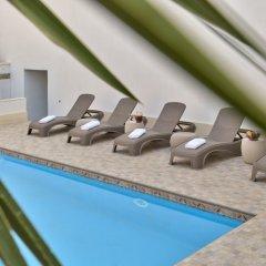 Отель Palazzo Violetta Мальта, Слима - отзывы, цены и фото номеров - забронировать отель Palazzo Violetta онлайн бассейн фото 3