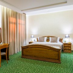 Парк-отель Сосновый Бор 4* Стандартный номер разные типы кроватей фото 17