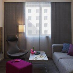 Отель Moxy Vienna Airport Австрия, Швехат - 6 отзывов об отеле, цены и фото номеров - забронировать отель Moxy Vienna Airport онлайн комната для гостей фото 3