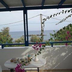 Отель Villa Gambas Греция, Остров Санторини - отзывы, цены и фото номеров - забронировать отель Villa Gambas онлайн балкон