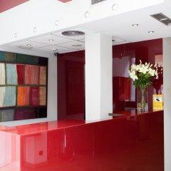 Отель SM Hotel Sant Antoni Испания, Барселона - - забронировать отель SM Hotel Sant Antoni, цены и фото номеров интерьер отеля