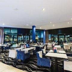Van der Valk Hotel Liège Congrès Льеж гостиничный бар