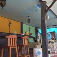 Отель Baan Rom Mai Resort Самуи гостиничный бар