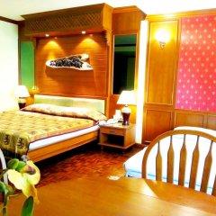 Отель Royal Ivory Sukhumvit Nana by Compass Hospitality комната для гостей фото 3