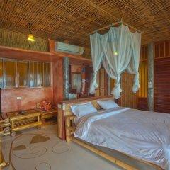 Отель Koh Tao Bamboo Huts Таиланд, Остров Тау - отзывы, цены и фото номеров - забронировать отель Koh Tao Bamboo Huts онлайн комната для гостей фото 4