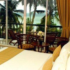 Отель Sole Luna Resort & Spa балкон