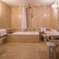 Отель Grande Albergo Roma Пьяченца сауна