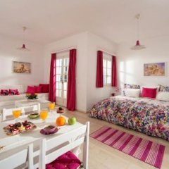 Отель Galini Holidays комната для гостей фото 3