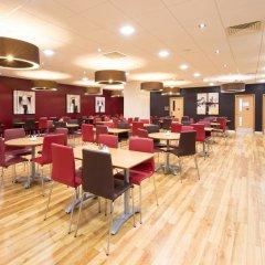 Отель Travelodge Manchester Piccadilly питание