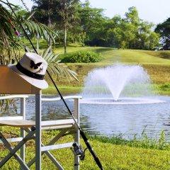 Ibom Hotel & Golf Resort спортивное сооружение