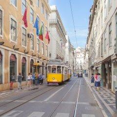 Отель Dear Lisbon Palace Chiado Лиссабон спортивное сооружение