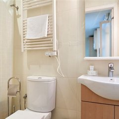 Отель Grand Latina Apartment Испания, Мадрид - отзывы, цены и фото номеров - забронировать отель Grand Latina Apartment онлайн ванная фото 2
