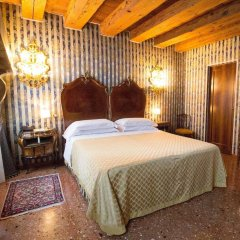 Отель Palazzo Abadessa Италия, Венеция - отзывы, цены и фото номеров - забронировать отель Palazzo Abadessa онлайн комната для гостей фото 3