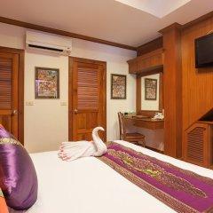 Отель Royal Phawadee Village Патонг удобства в номере фото 2