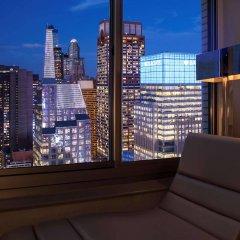 Отель W New York - Times Square США, Нью-Йорк - 1 отзыв об отеле, цены и фото номеров - забронировать отель W New York - Times Square онлайн комната для гостей фото 5