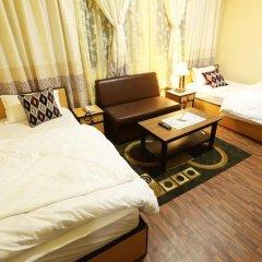 Отель Aarya Chaitya Inn Непал, Катманду - отзывы, цены и фото номеров - забронировать отель Aarya Chaitya Inn онлайн комната для гостей фото 3