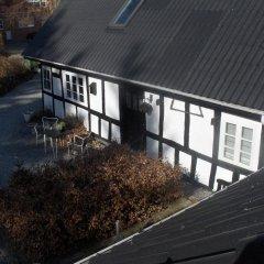 Отель Kronhjorten Guesthouse Дания, Орхус - отзывы, цены и фото номеров - забронировать отель Kronhjorten Guesthouse онлайн балкон