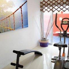 Отель Ta Residence Suvarnabhumi Бангкок фитнесс-зал
