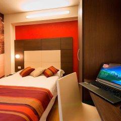 Отель HB Aosta Hotel & Balcony SPA Италия, Аоста - отзывы, цены и фото номеров - забронировать отель HB Aosta Hotel & Balcony SPA онлайн комната для гостей фото 3