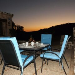 Отель Finca La Gitanilla балкон