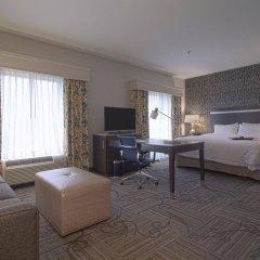 Отель Hampton Inn & Suites Columbus/University Area Колумбус комната для гостей фото 2