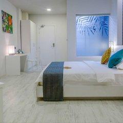 Отель Velana Beach комната для гостей фото 5