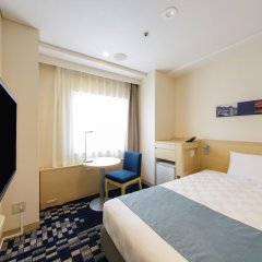 Kobe Sannomiya Tokyu REI Hotel Кобе комната для гостей фото 4