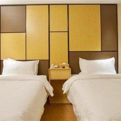 Отель Home Inn Xiamen University - Xiamen Китай, Сямынь - отзывы, цены и фото номеров - забронировать отель Home Inn Xiamen University - Xiamen онлайн комната для гостей фото 5
