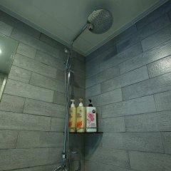 Отель Samsung Bed Station ванная